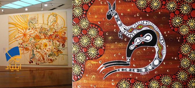 هنر در استرالیا2