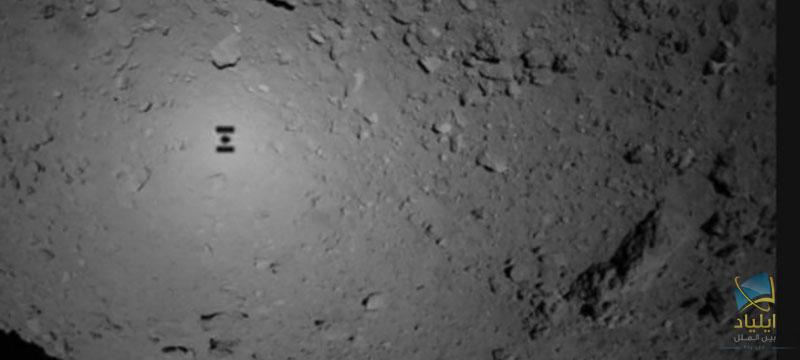 12474 - دستیابی بشر به سطح یک سیارک