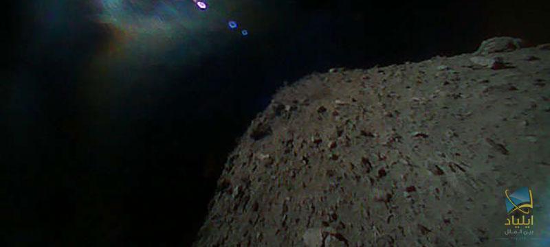 12474c - دستیابی بشر به سطح یک سیارک