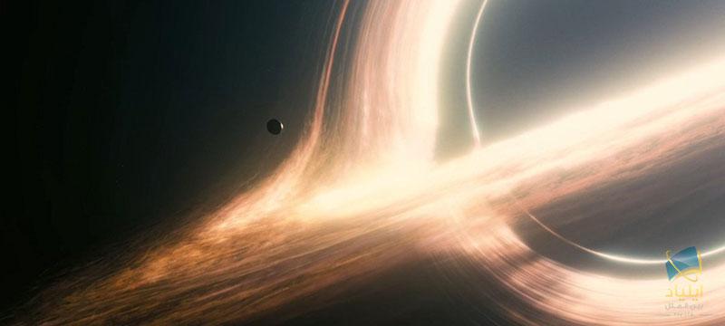 12499a - سقوط با یکسوم سرعت نور درون سیاهچاله