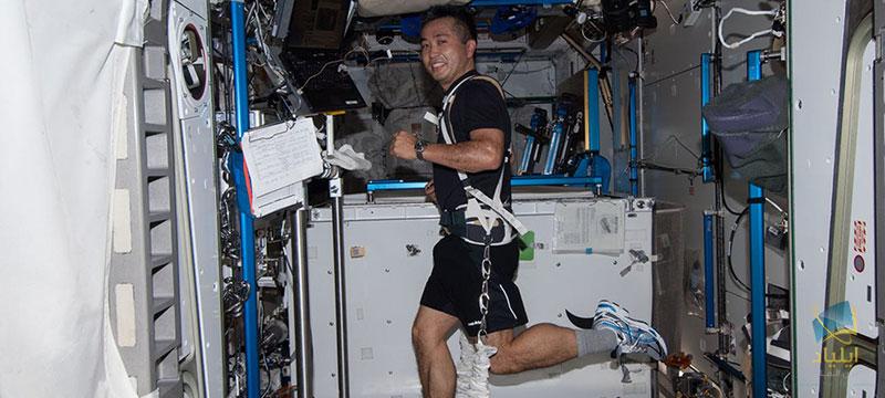 12500a - چه عوارض برای فضانوردان وجود دارد