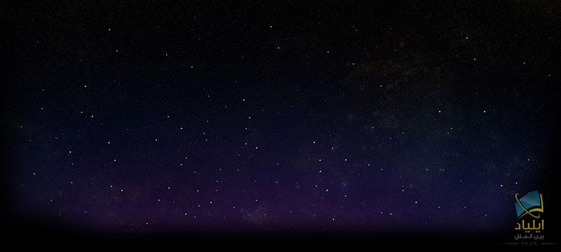 12540b - رویدادهای نجومی آبانماه ۱۳۹۷
