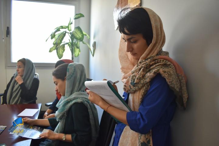ملاقات با مدیریت پذیرش دانشجو