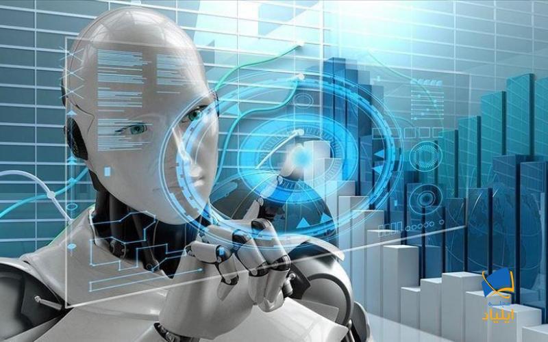 هوش مصنوعی در علم کامپیوتر به هر هوشی شبیه به انسان اطلاق میشود که توسط ربات، کامپیوتر یا ماشین به نمایش در میآید.